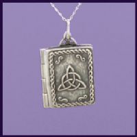 Master Grimoire Charmed Book of Shadows Locket